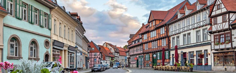 Harz Reiseziel Städte